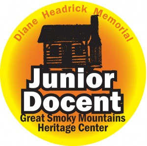 JrDocent sticker