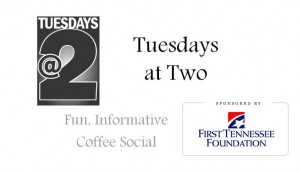 Tuesdays @ Two @ GSMHC Auditorium  | Townsend | Tennessee | United States