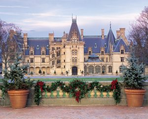 BILTMORE HOUSE-CHRISTMAS