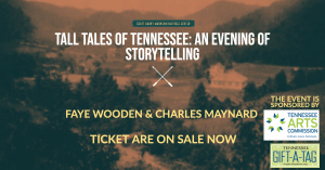 Tall Tales of Tennessee: An Evening of Storytelling @ Great Smoky Mountain Heritage Center   Townsend   Tennessee   United States